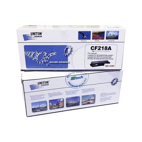 Картридж для HP LJ M104/MFP M132 CF218A (1,4K) БЕЗ ЧИПА!!! UNITON Premium
