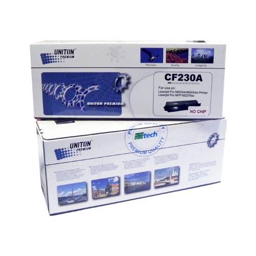 Картридж для HP LJ M203/MFP M227 CF230A (1,6K) БЕЗ ЧИПА!!! UNITON Premium