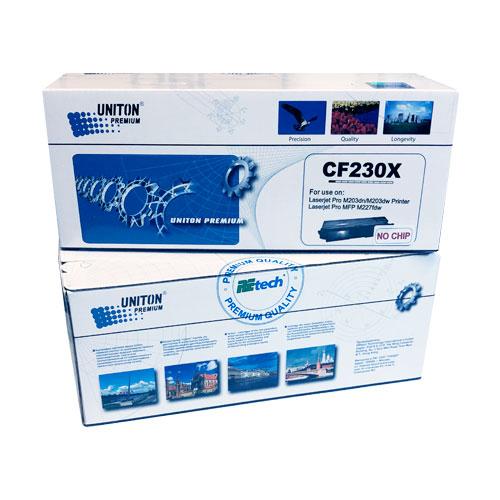 Картридж для HP LJ M203/MFP M227 CF230X (3,5K) БЕЗ ЧИПА!!! UNITON Premium