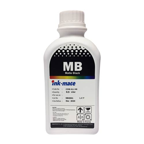 Чернила для CANON PFI-101/301/306 (500мл,matte black, Pigment) CIM-911MB Ink-Mate
