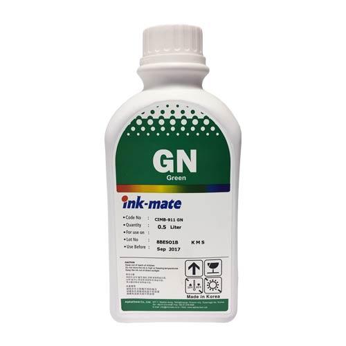 Чернила для CANON PFI-101/301/306 (500мл,green,Pigment) CIM-911G Ink-Mate