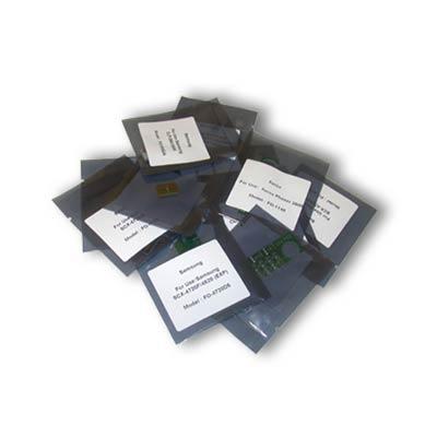 Чип к-жа OKI C822 (7,3K) cyan UNItech(Apex)