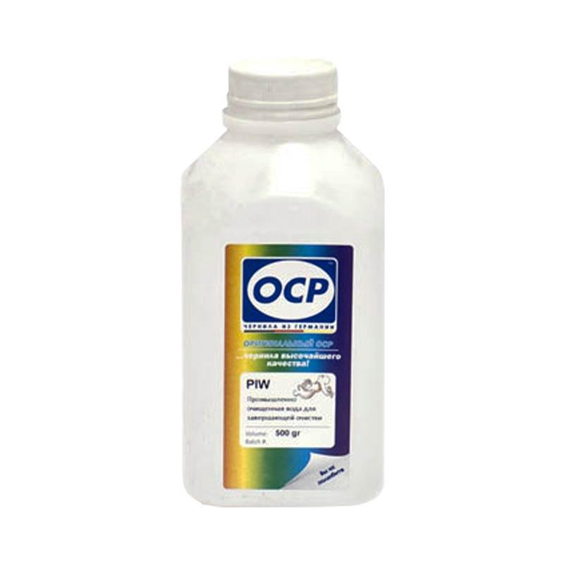 Промывочная  промышленно-очищенная вода (500мл,бесцветная) PIW Pure Ink Water OСР