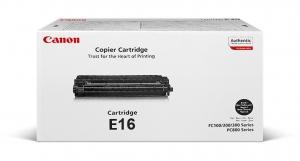 Картридж Canon E-16 оригинал черный
