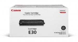 Картридж Canon E-30 оригинал черный