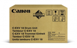 Картридж Canon C-EXV18 Drum Unit оригинал черный