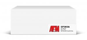 Картридж HP CF383A ATM красный