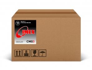 Тонер HP CMG3 IMEX черный 20 кг