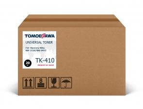 Тонер Kyocera-Mita TK-410/420 Tomoegawa черный 20 кг